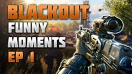 Call of Duty Blackout Funny Moments Ep 1
