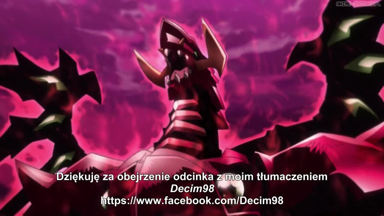High School DxD Born | S03E09 | Dragon of Dragon! [Napisy PL]「HD」