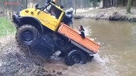 UNIMOG: The Massive Mercedes Truck Youve Never Heard Of | Up To Speed