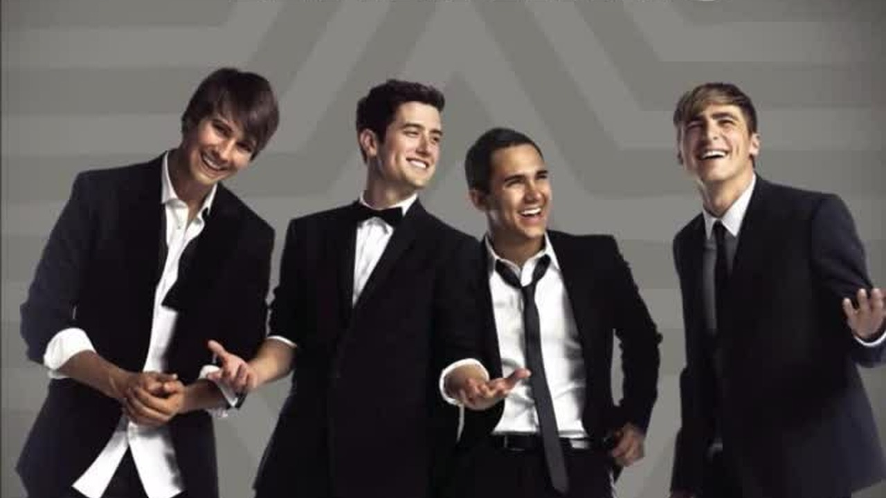 Big Time Rush - Music Sounds Better With U (Paul & Mozilajake Artwork)