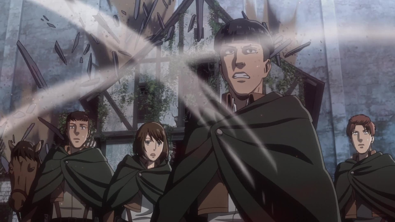 Shingeki no Kyojin / Attack on Titan 3rd Season 16 (Napisy PL)