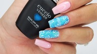 Awesome summer nails art Tutorial step by step  / Star Nail & Cuccio