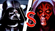 DARTH VADER vs DARTH MAUL