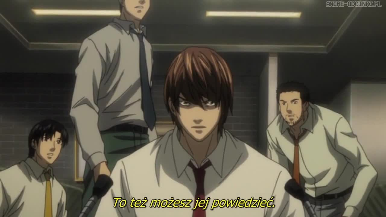 Death Note Odcinek 33