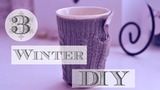 3 WINTER DIY || WiktoriasChannel