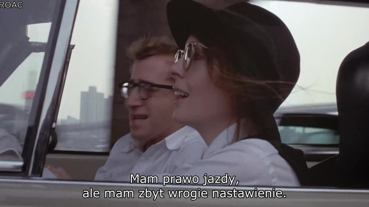 Annie Hall Cda