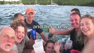 In November 2009, 18 of us sailed in the Grenadines. We visited some of the most beautiful islands in the world, such as Tobago Cays and Mopion. We had excellent time and great company. Please enjoy this short 2 piece video from our trip.