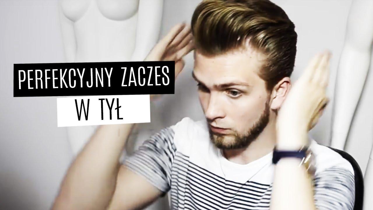 Zapuszczanie Włosów Męskie Fryzury Przejściowe Wideo W