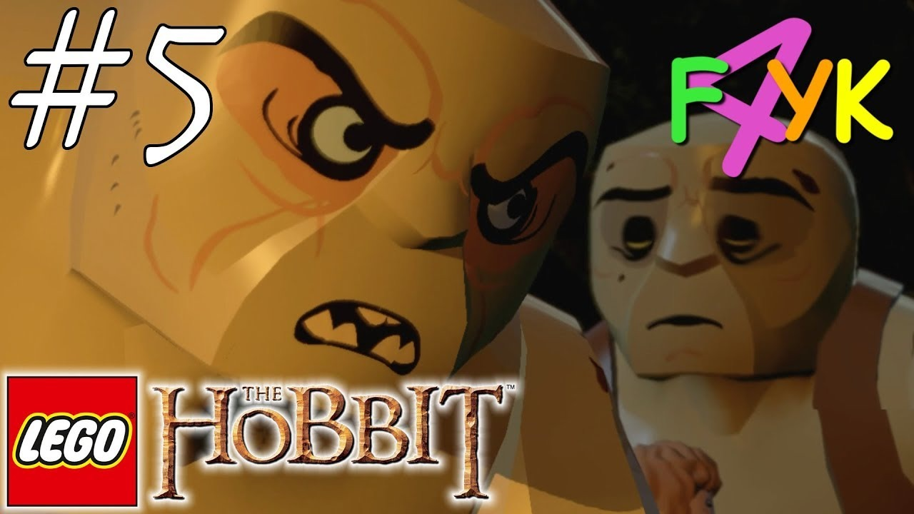 Lego The Hobbit 4 Azog The Defiler Wideo W Cdapl