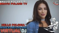 Meti-Poland Jesika - Odległość Dzieli Nas Best Polish Music RMX 2018 BRAVO POLAND TV STUDIO-M Mixed by Meti-Poland