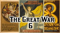 The Great War Mod Total War #6 - Austro-Węgry - Bitwa o Stuttgart (Gameplay PL Zagrajmy)