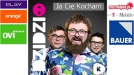 Muzodajnia: http://www1.plus.pl/muzodajnia/main/album.html?albumId=468460&artistId=1052394&t=DZIDZIO%2BJa+Cie+kocham+Radio+Edit  Play: http://www.playthemusic.pl/mp3/utwor.html?pid=1072447&artistId=213818&t=DZIDZIO%2BJa+Cie+kocham+Radio+Edit  T-Mobile http://www.muzyka.t-mobile.pl/main/wykonawca.htm?artistId=916200  ww.koto-media.info/label/  bookings: booking@koto-media.info  Facebook: http://www.facebook.com/pages/Koto-Media-Group/181078308601897 Twitter: https://twitter.com/KotoMedia1  Copyright protected for Poland. (p) 2012 by Koto Media Group - All rights reserved. Only for watching, listening and streaming. Downloading, copying, sharing and making available is strictly