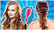 This easy tutorial will show you how to make amazing braids on your own. Braided hairstyles are always in fashion and thanks to this video you will have the opportunity to choose your favourite one. Braids fit to almost every outfit, situation and occasion – wearing hair like this is fairly common. In this video we're gonna prove you how easy it is and how fabulous it can look.    Happy Things makes life more fun and easy! Discover creative and useful crafts, DIY projects that will make your hair look fabulous! Learn new hairstyles and hair tricks to look like a star!   #Hairstyles #braids