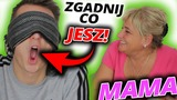 ZGADNIJ CO JESZ! - Mama vs Adam
