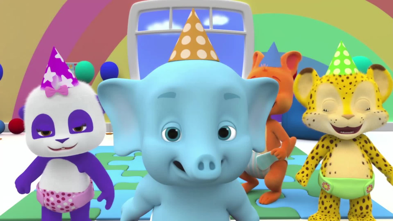 Lego Friends Wszystkiego Najlepszego 1080p 24kls Wideo W Cdapl