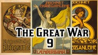The Great War Mod Total War #9 - Austro-Węgry - Bitwa o Strasburg (Gameplay PL Zagrajmy)