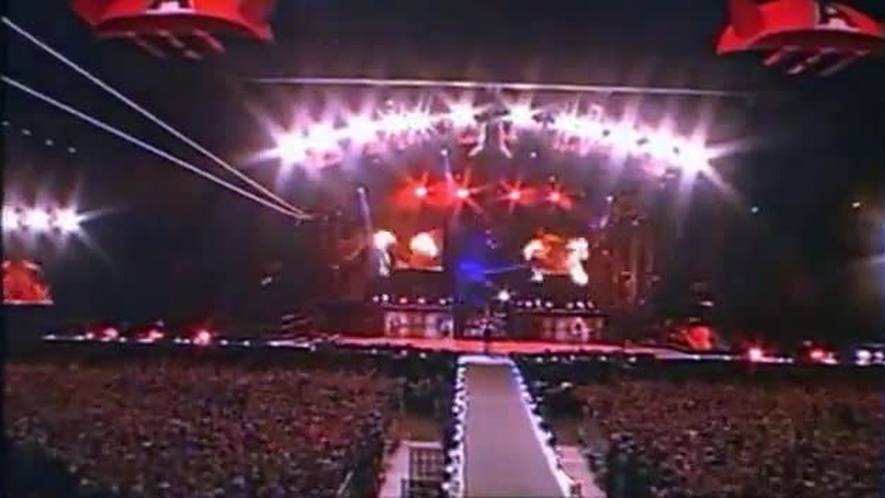 AC/DC Highway to Hell Live