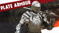 In today's episode we move past the 13th century to talk about the plate armor.   » JOIN OUR COMMUNITY FOR MORE HISTORY KNOWLEDGE! Write us on Facebook: http://bit.ly/ITSHISTORYfb Follow us on Twitter: http://twitter.com/thehistoryshow Your photos on Instagram: https://instagram.com/itshistorychannel  » Interested in the First World War? Check out our PARTNER channel THE GREAT WAR! https://www.youtube.com/user/TheGreatWar  » SOURCES Videos: British Pathé (https://www.youtube.com/user/britishpathe) Pictures: mainly Picture Alliance Content:   » ABOUT US IT'S HISTORY is a ride through history - Join us discovering the world's most important eras in IN TIME, BIOGRAPHIES of the GREATEST MINDS and the most important INVENTIONS.   » HOW CAN I SUPPORT YOUR CHANNEL? You can support us by sharing our videos with your friends and spreading the word about our work.   » CAN I EMBED YOUR VIDEOS ON MY WEBSITE?  Of course, you can embed our videos on your website. We are happy if you show our channel to your friends, fellow students, classmates, professors, teachers or neighbors. Or just share our videos on Facebook, Twitter, Reddit etc. Subscribe to our channel and like our videos with a thumbs up.   » CAN I SHOW YOUR VIDEOS IN CLASS?  Of course! Tell your teachers or professors about our channel and our videos. We're happy if we can contribute with our videos.