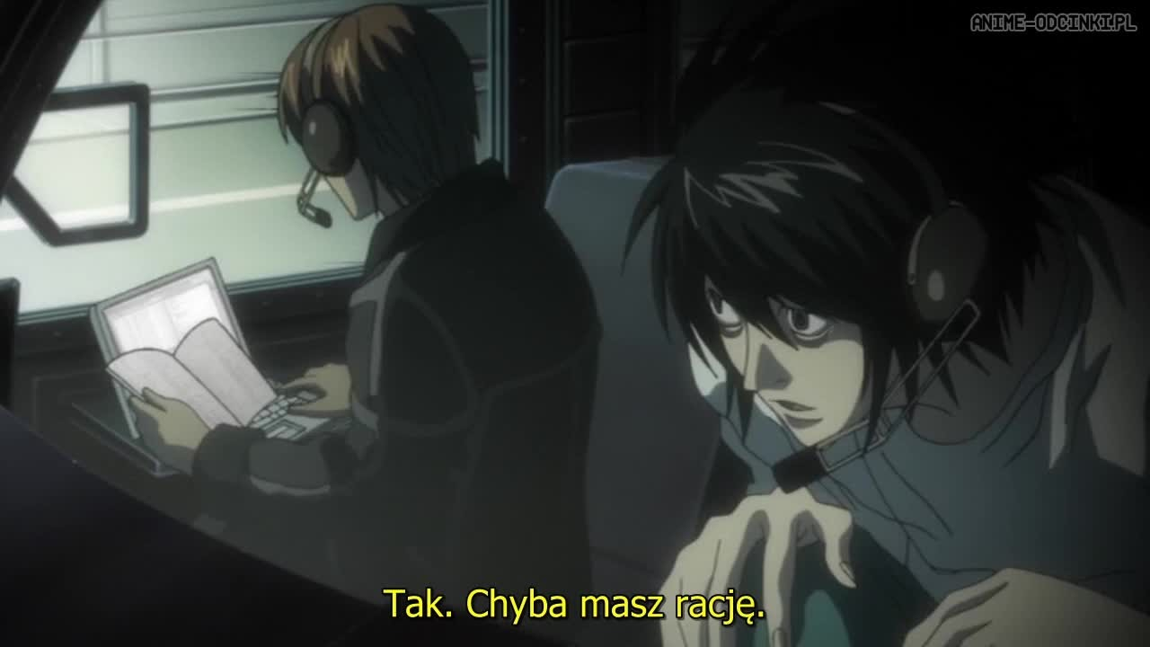 Death Note Odcinek 24