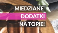 TO WIDEO. Miedziane dodatki na topie! https://towideo.pl/ https://www.facebook.com/towideo/ https://twitter.com/towideo