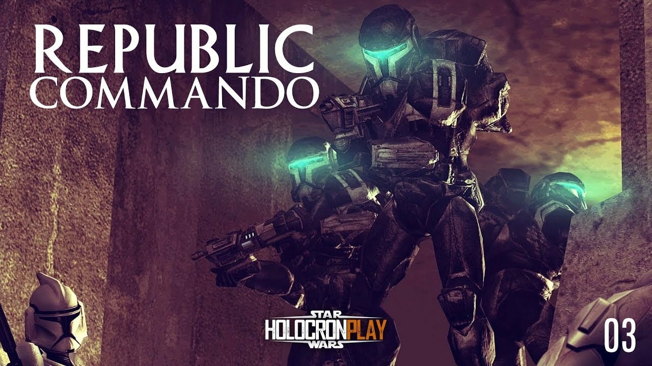 Republic Commando - Bracia lamusy [HOLOCRON PLAY] 03