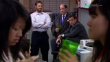 The Office S03E11 A Benihana Christmas Part 2