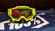 100 % Percent Racecraft Extra Brille DH  MX - Gogle DH Enduro MTB Unboxing  Goggles
