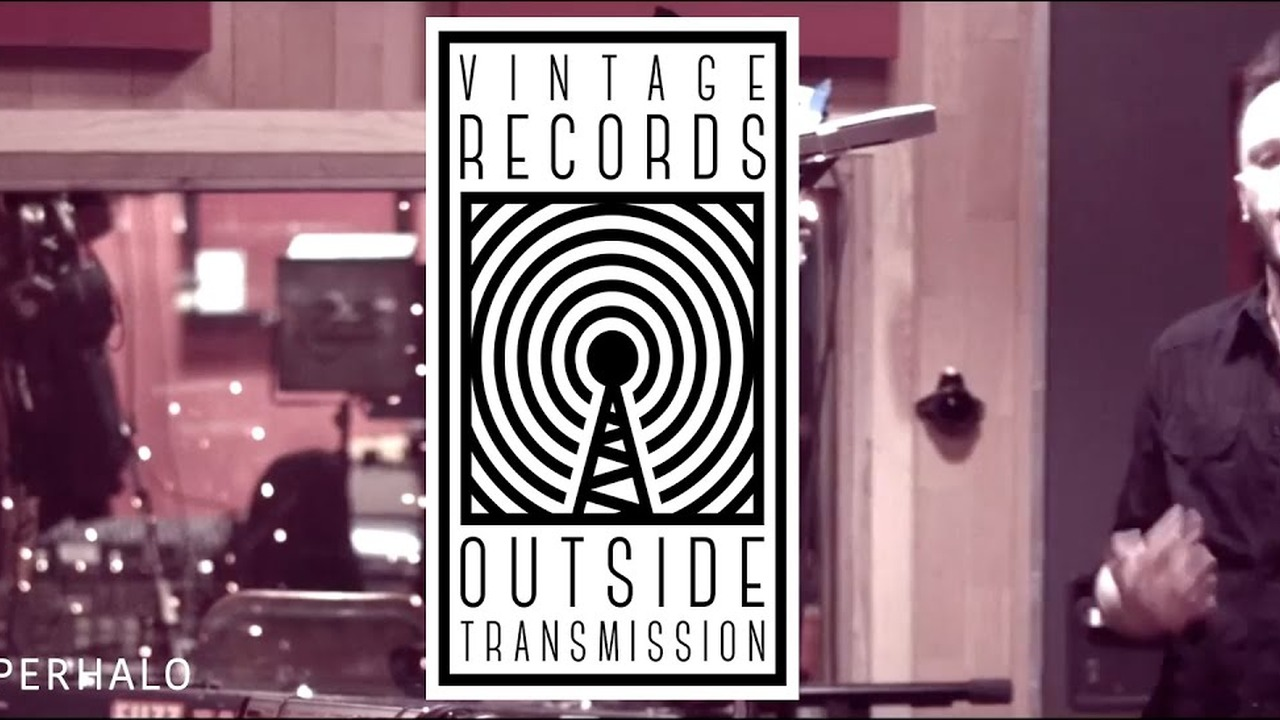 Superhalo - Droga Donikąd - Vintage Records Outside Transmission