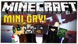 Minecraft: HIDE AND SEEK! Mini Gry /w Delti, Mandzio, Nilux i Czulek!!