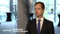 Businesstube: Richard Vegh, Budapest Stock Exchange