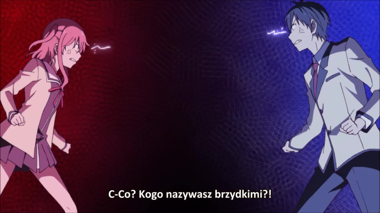Aho Girl - odcinek 3 PL [1080P] Full HD - CDA