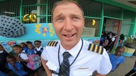 While we used to stay in Saint Lucia with our sailboat Bartek gave a motivational speech about pilots life in a local primary school, when he was still an active airline pilot. Our kids were temporarily attending this school as well. Enjoy my kids classmates asking tough questions :)  JOIN OUR LOVE BOAT GROUP: (Extra content for our Patrons only) https://sailoceans.com/support-our-creation/  HOW TO BUY A BOAT AND LIVE ABOARD?  If you consider to buy a sailboat and you want to make sure this kind of life is for you , need an advice how to make that process easier, avoid many mistakes and save money - feel free to contact us. Sailing Life Advice: https://sailoceans.com/product/how-to-buy-a-boat-live-aboard-off-the-grid-online-consultation/  OUR SHOP: https://sailoceans.com/shop/  SUBSCRIBE TO OUR NEWSLETTER: https://www.sailoceans.com/   OUR STORY: We are a Polish family (Ania, Bartek, Kuba and Julian) traveling around the world with our floating home trimaran, as a way to promote an alternative lifestyle outside the system. In our episodes, we want to inspire you to a conscious life, to reach your own needs, feelings, not to put your dreams (small and large) to sometime, and bring awareness into our lives. Your support shows us that this awakening of awareness about life outside the system is needed and you want more!   If you feel that our creation is valuable to you, brings something to your everyday life and would like to contribute to the growth of our channel, our production, we will be grateful for your gratitude. We have prepared a lot of extras for our patrons, we invite you to a closed group on facebook The LOVE Boat - SailOceans Patrons Community, where we publish additional content and videos.  Thank you with all our hearts for your commitment and involvement and were repaying with ours   Follow us also:  https://www.facebook.com/sailoceans/ https://www.instagram.com/sailoceans/  You can support our videos: https://sailoceans.com/support-our-creation/  THANK YOU