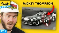 The Murder of Racing Legend Mickey Thompson Pt. 1 - Past Gas #54