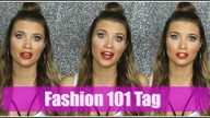 Fashion 101 Tag