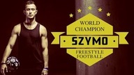 Szymon Skalski is a double world champion of Freestyle Football. Subscribe our channel, every friday new video.
