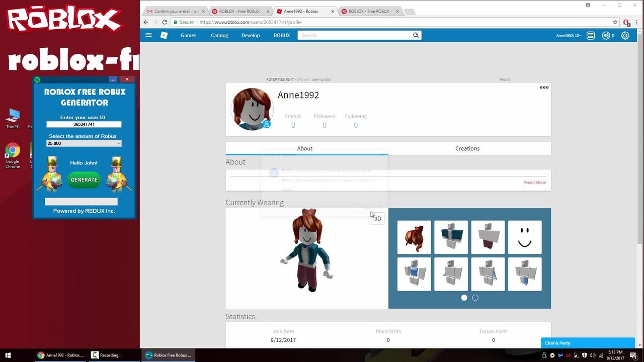Roblox Robux Hack Roblox Free Robux Cda