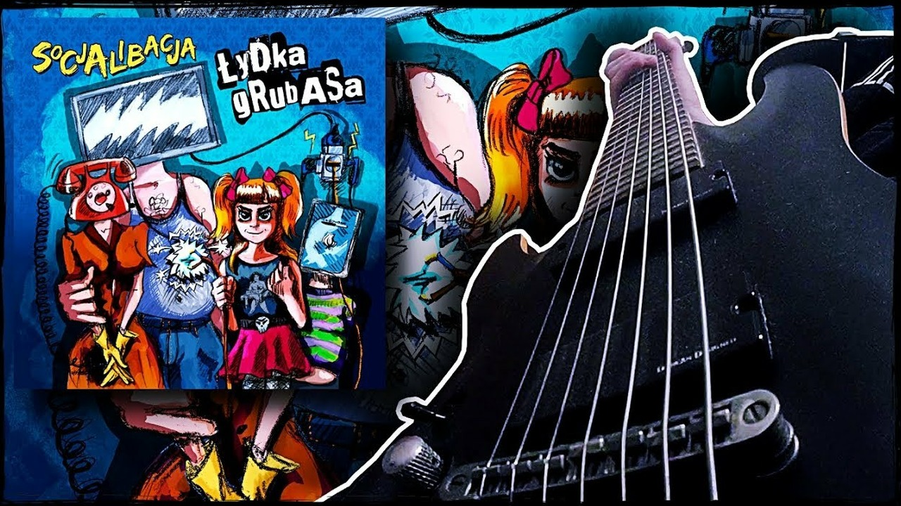 Łydka Grubasa - Ona Mowi (Guitar Cover by Kondzik)