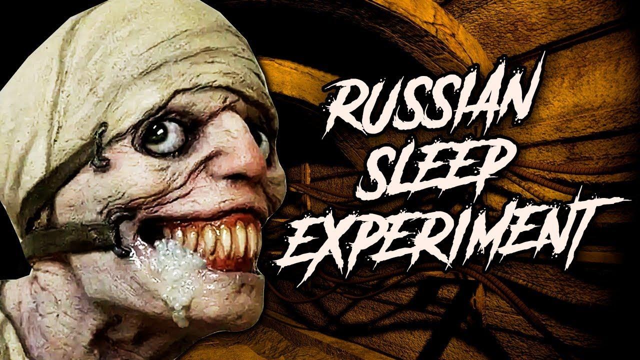 RUSSIAN SLEEP EXPERIMENT - przerażająca CREEPYPASTA - CDA