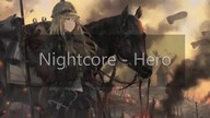 Nightcore- Hero