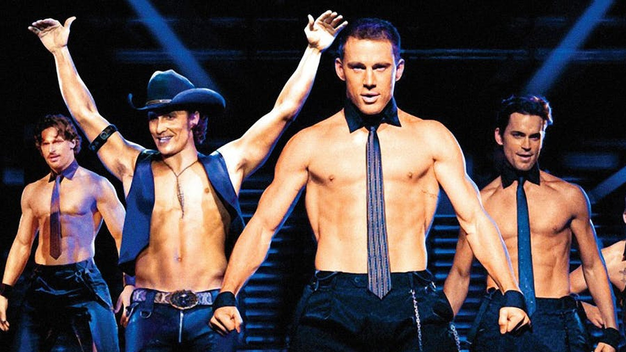 Magic Mike (2012) Lektor PL