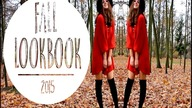 FALL LOOKBOOK 2015 | JESIENNY LOOKBOOK