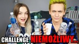 Co to za marka wody?! CHALLENGE