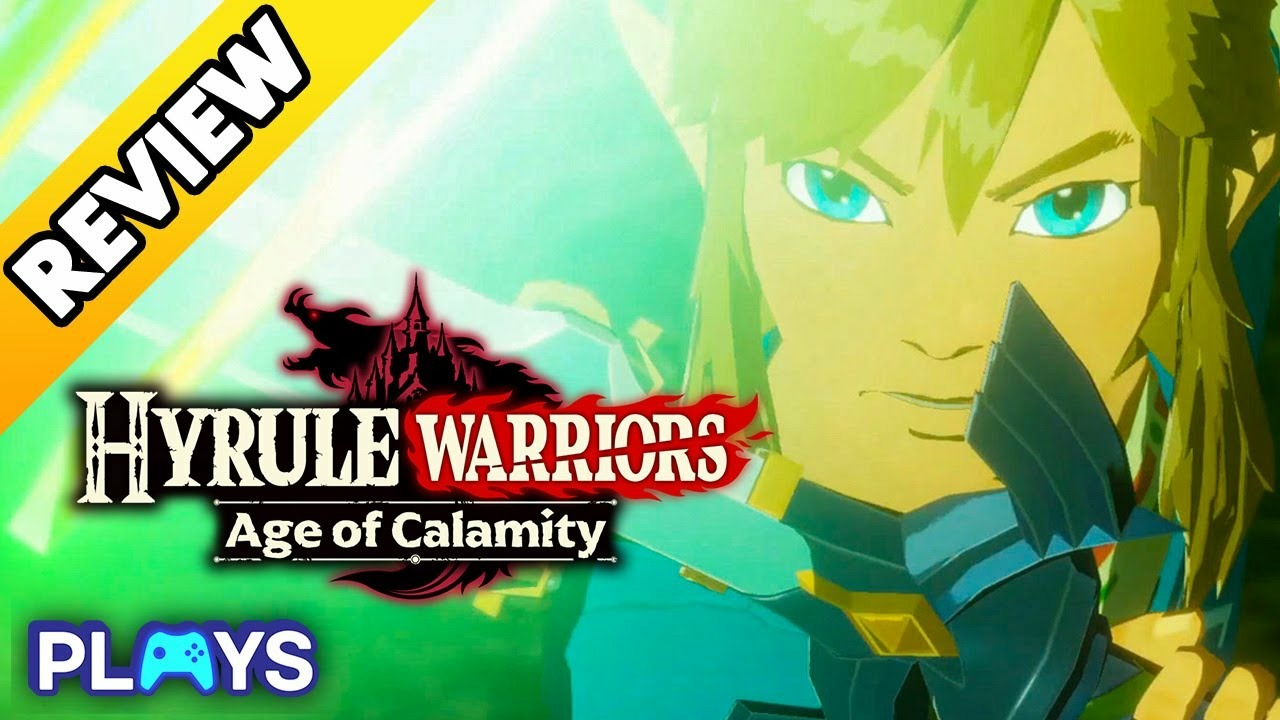 Hyrule Warriors Age Of Calamity Is An Excellent Zelda Action Game Cda