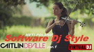 METI-POLAND Caitlin De Ville part. 1 (Electric Violin Orginal Video HD) LONG RMX METI-POLAND IN THE MIX