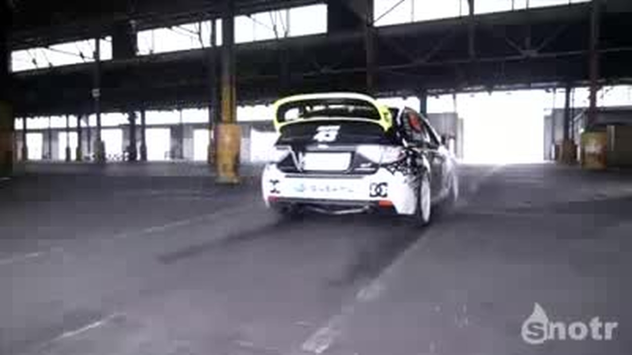 GYMKHANA TWO - The Infomercial