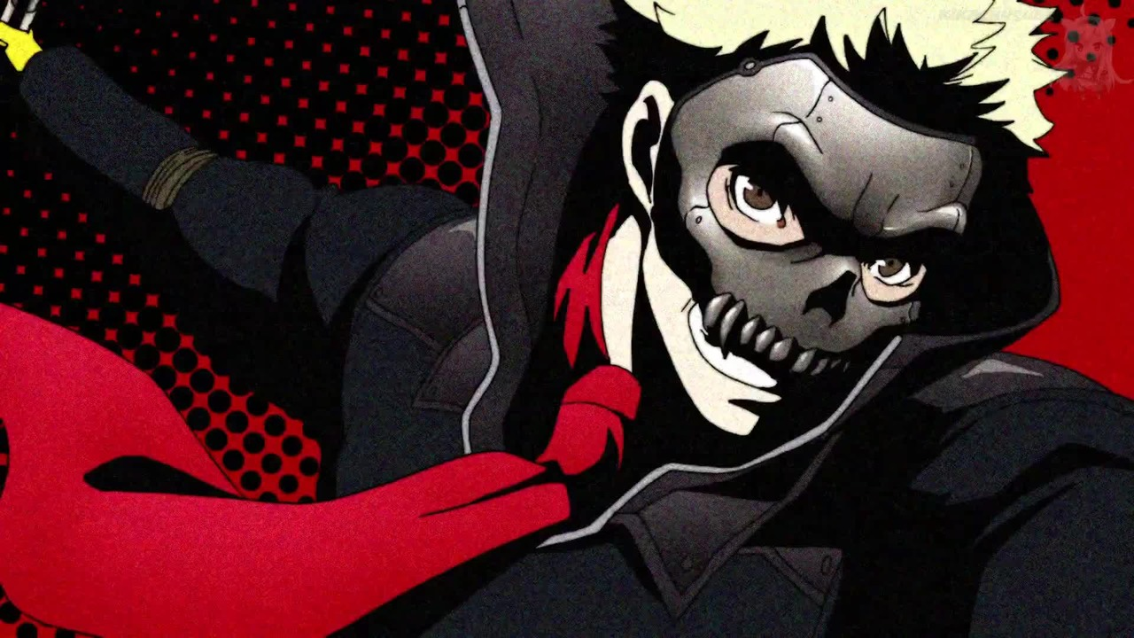 [KikachuSubsPL]Persona 5 The Animation 12 Napisy PL