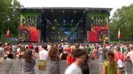 Ward 21 ft.  Marcy Chin - @ Ruhr Reggae Summer 2014