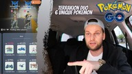 #Terrakion #PokemonGo #DreamBasta   Terrakion Duo  6 unique    Wesprzyj mój kanał przez Youtube : https://www.youtube.com/channel/UCUQr0AADYQ3-ihW-17yjHkA/join https://patronite.pl/DreamBasta  Link do Grupy na FB:  https://goo.gl/r3ezPo  Link do sklepu : http://dreambasta.90.pl/             -Patronite : https://patronite.pl/DreamBasta -Tip and Donation : https://tipanddonation.com/dreambasta  INSTAGRAM : https://www.instagram.com/dreambasta_/      Zapraszam również na mój profil FB : https://facebook.com/DreamBasta   Jeśli masz pytania PISZ!  dreambastabusiness@gmail.com  źródło informacji : https://pokemongohub.net/ https://pokemon-go.pl Grafiki: https://twitter.com/LEGENDSLima  Muzyka : https://www.epidemicsound.com/ (muzyka płatna)   Pokémon is Copyright Gamefreak, Nintendo and The Pokémon Company 2001-2016