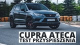 Cupra Ateca 2.0 TSI 300 KM (AT) - acceleration 0-100 km/h