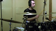 Double Bass Drumming Exercises by Gawron.  Drum lesson #2 Ternary